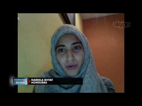 Nabeela Bhyat  Honduras Update