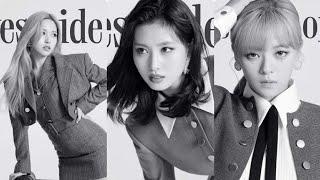 트와이스 ( TWICE ) I CAN'T STOP ME 미나,모모,정연 컨셉필름 티저 ( MINA,M…