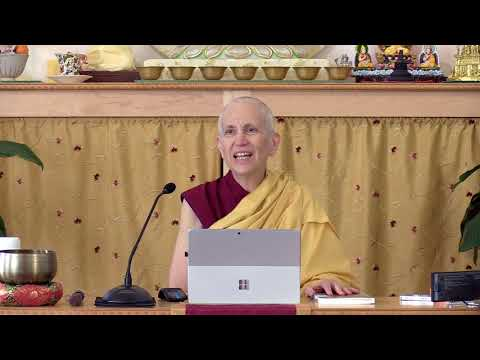 33 Engaging in the Bodhisattva's Deeds: The Rarity of a Precious Human Life 01-28-21