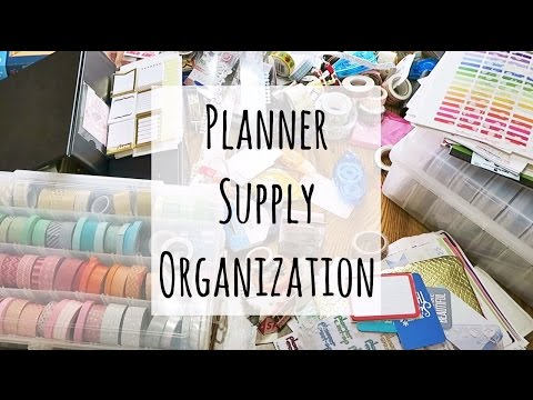 Planner Supply Organization