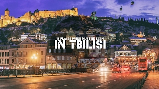 Georgia TBILISI 2017 - 15 Places Which Must Be Seen In Tbilisi | Тбилиси 2017 - 15 место в Тбилиси ©