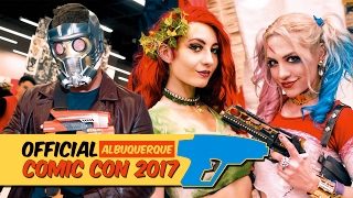 BEST COSPLAY Spotlight - Albuquerque Comic Con 2017