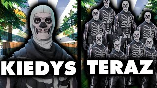 5 SKINS THAT USED TO BE RARE IN FORTNITE BATTLE ROYALE