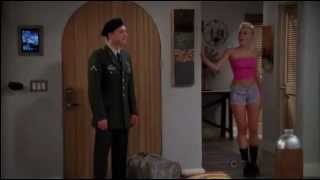 Two and a Half Men- Jake is back from army