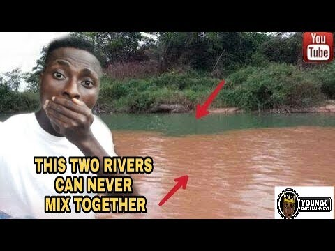 Two Rivers That Can NEVER! come Together 😱😵