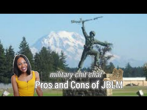 Pros And Cons Of JBLM