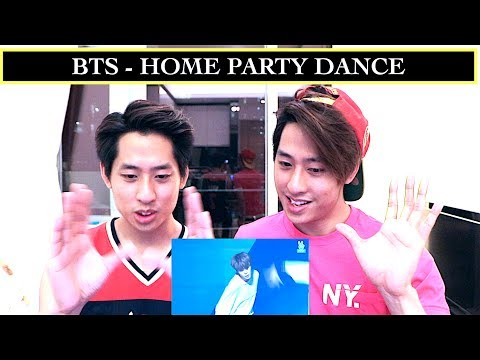 BTS - Home Party Dance (3J) Jimin, J-Hope & Jungkook Reaction