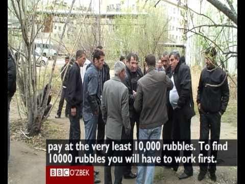 Uzbek Migrants in