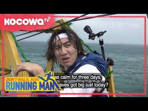 [Running Man] Ep.371_Gwang-su goes on the cable car