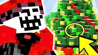 JE ME SUIS FAIS TROLLER PAR LE PERE NOEL ! Minecraft
