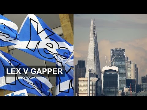 Lex vs Gapper on Scotland's banking future