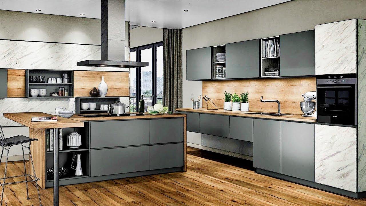 45 Awesome Modular Kitchen Cabinets 2020 | Beautiful ...