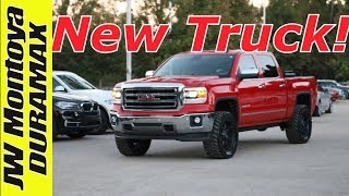 Bro Makes A Big Boy Purchase [2014 GMC Sierra SLT Z71][Leveled, Fuel Octane With Nitto]