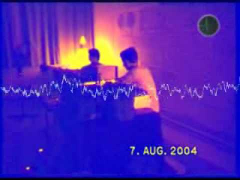 NightBirds (Electronic Music from France) - Concert 2004 in France (1)