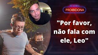 Leo Dias faz revelações sobre DJ Ivis e Pamella Holanda