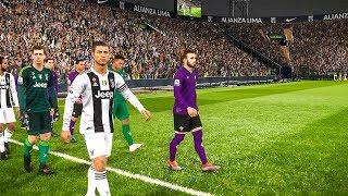 Juventus vs Fiorentina - Serie A - PES 2019