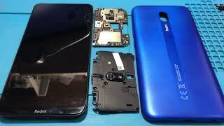 Xiaomi Redmi 8A не включается