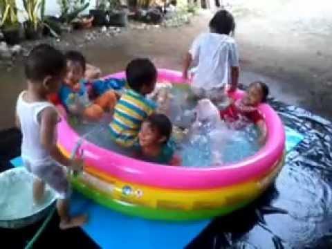 Permainan Air Sangat Mengasyikkan Buat Anak Anak Youtube