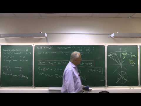"Hermann Nicolai -- ""Applications of Kac-Moody algebras in gravity and supergravity theories"" 2"