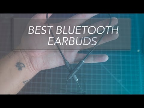Best Bluetooth Earbuds of 2017