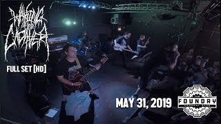 Waking The Cadaver - Full Set HD - Live at The Foundry Concert Club
