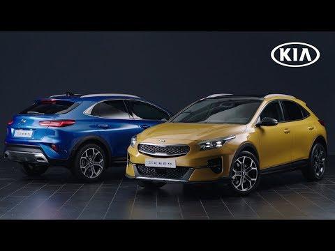 PROJEKTOWANIE nowej Kia XCeed | Kia Motors Polska
