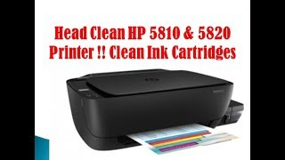 Hp Printer Head Cleaning Software