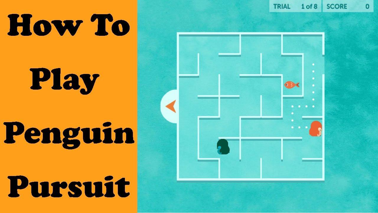 Video of how to play Lumosity Penguin Pursuit - MyLumoLife
