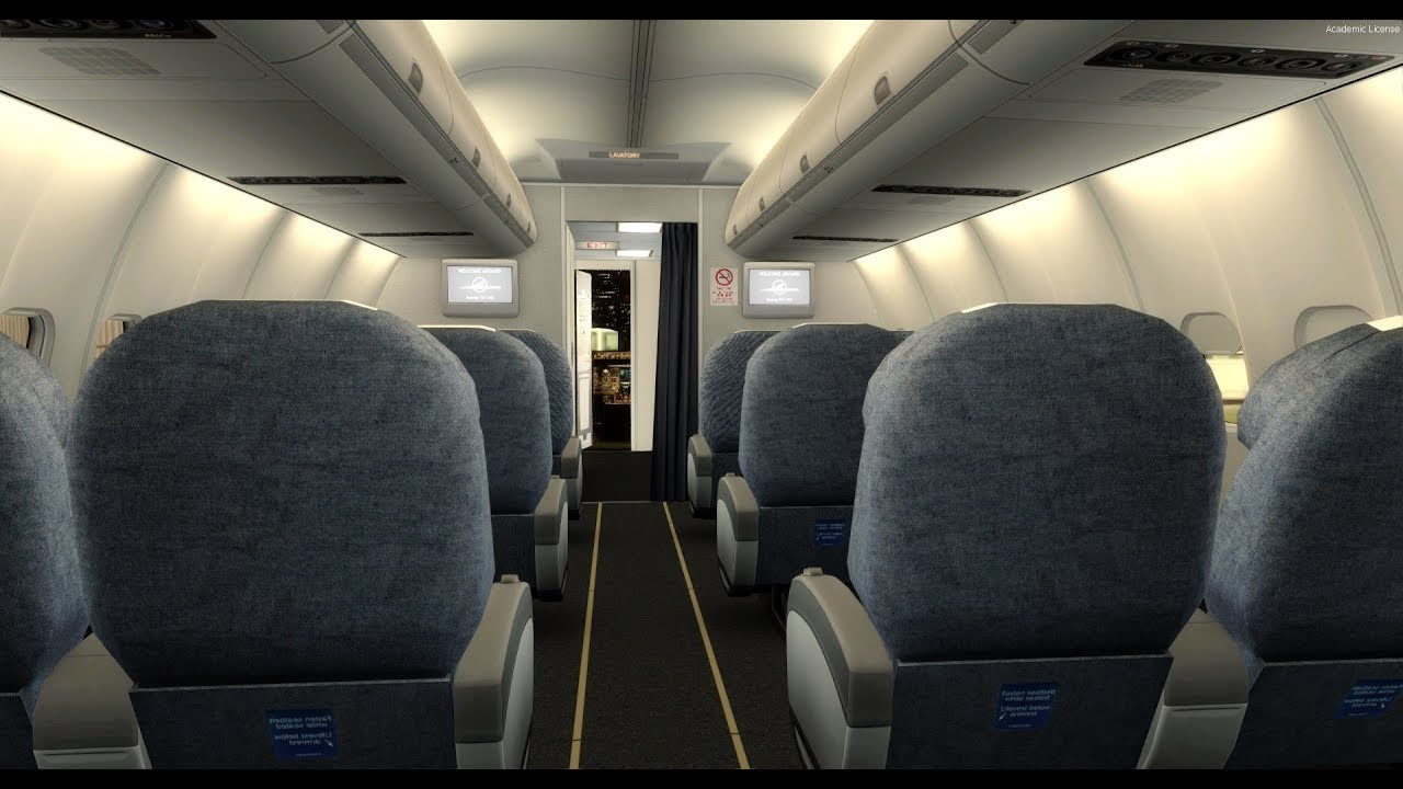 P3DV4}PMDG 777-200ER(Sound, CFG Changed) ASIANA AIRLINES ICN-SEA