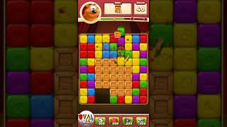 Toon Blast Level 22 Boosters Play - Oval Games - Puzzle Don Taiga