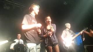 Grobi & die Softies - Ich Trinke/Kotze LIVE im Inihaus Bad Oldesloe