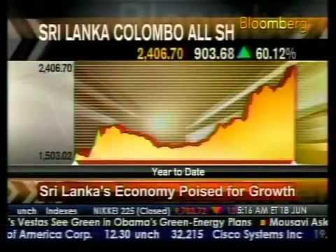 Sri Lanka's Economy Poise For Growth