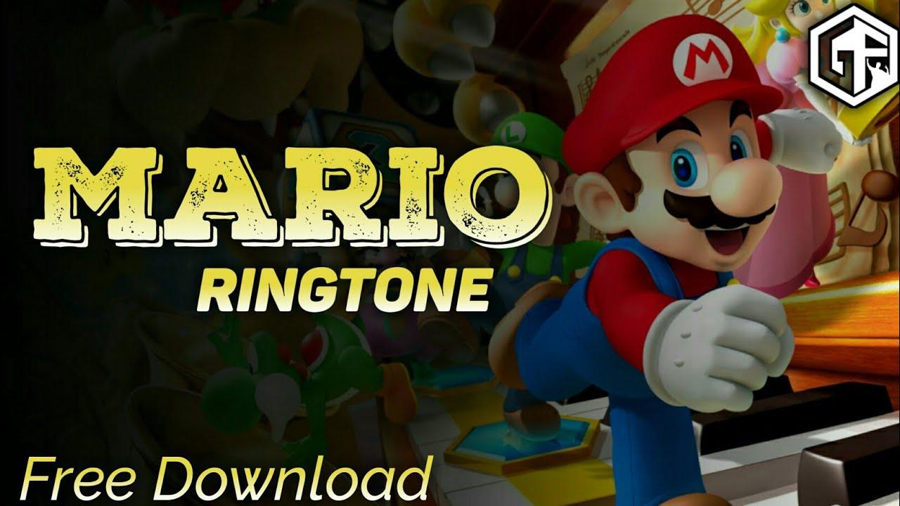 Mario Ringtone by Techno RBA + Free Download. #Mario #Ringtones #GamingFever