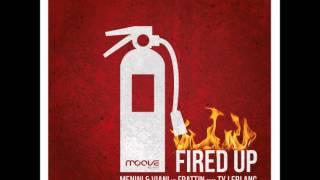 Menini & Viani vs Frattin feat Ty Leblanc - Fired Up - Main Mix