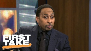 Stephen A. Smith Calls The DeMarcus Cousins Trade A Heist First Take
