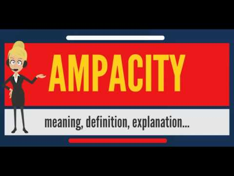What is ampacity what does ampacity mean ampacity meaning what is ampacity what does ampacity mean ampacity meaning definition explanation keyboard keysfo Choice Image