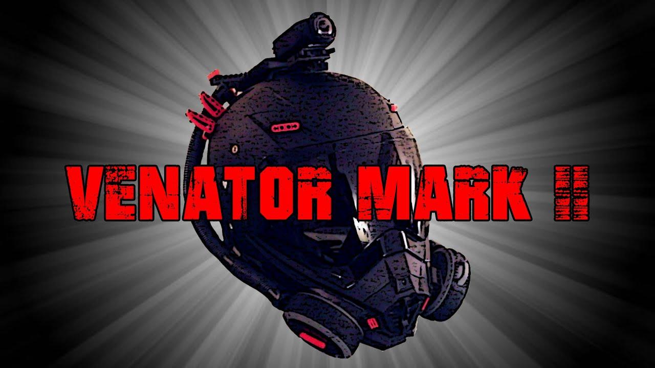 My Helmet Venator Mark Ii Youtube