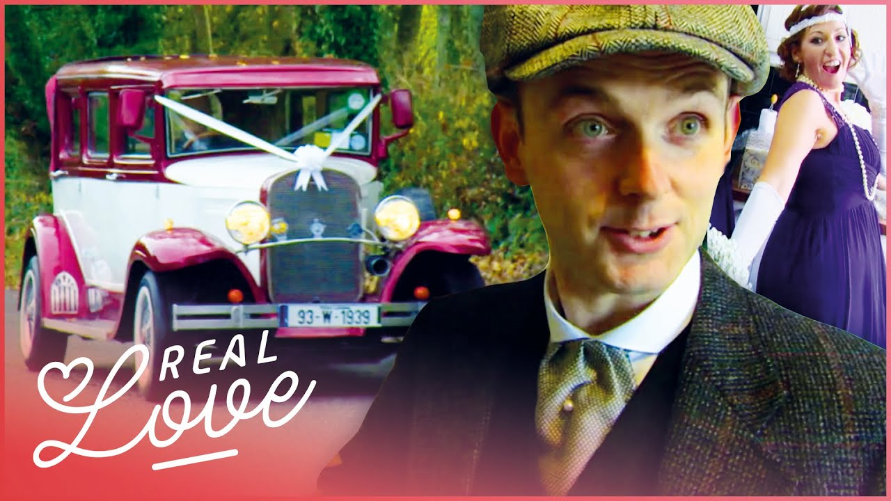 Unplanned Peaky Blinders Themed Wedding | Don't Tell The Bride S7E8 | Real Love