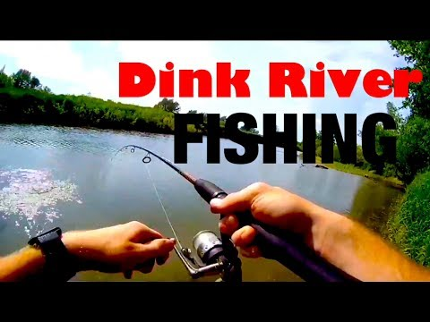 Fishing For DINKS In The Nith River