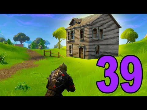 THE ONE HOUSE CHALLENGE - Fortnite Battle Royale (Part 39)