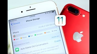 Free up Storage Space on iPhone, iPad