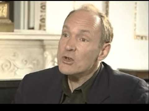 Tim Berners-Lee on WebCanvas.com