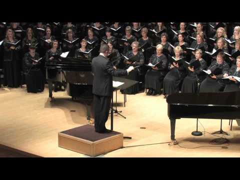 The Boatmen's Dance - Salt Lake Choral Artists Concert Choir