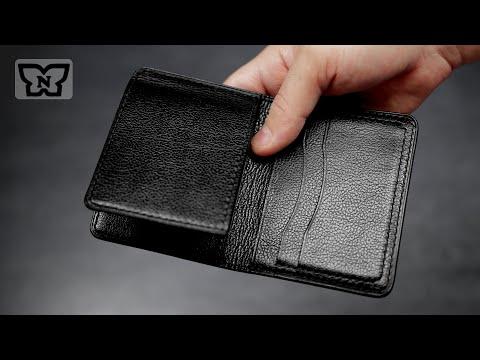 Кошелек трифолд / Trifold Wallet. Выкройка в PDF / PDF Pattern
