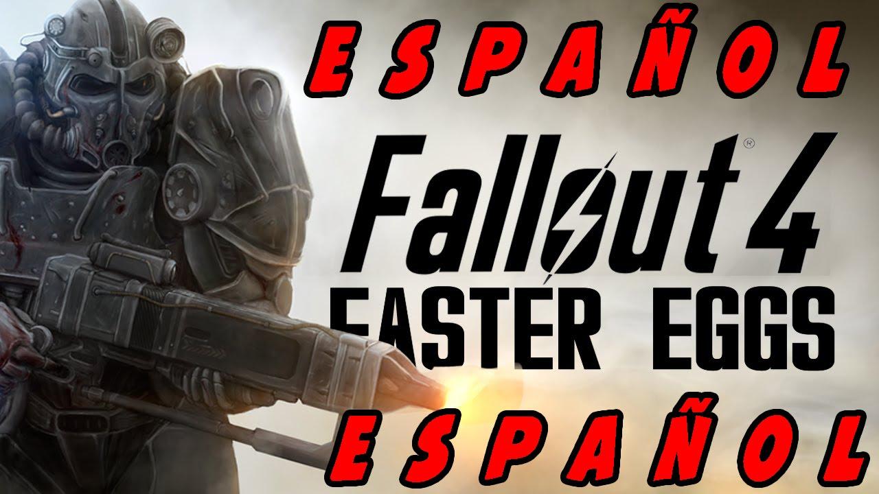 FWG - Los Mejores Easter Eggs - Fallout 4 - En Español - YouTube