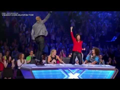 Tee  Somebody To Love   Auditions   The X Factor USA American 2014