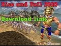 Rise And Fall : Civilizations at War - Gameplay - 2019 Link