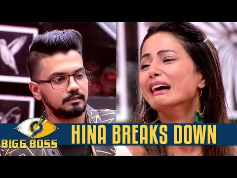 Bigg Boss 11 | Hina Khan Breaks Down After Meeting Her Boyfriend In The Show