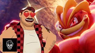 Boomstick LOVES Machamp! | Goro VS Machamp BLOOPERS!