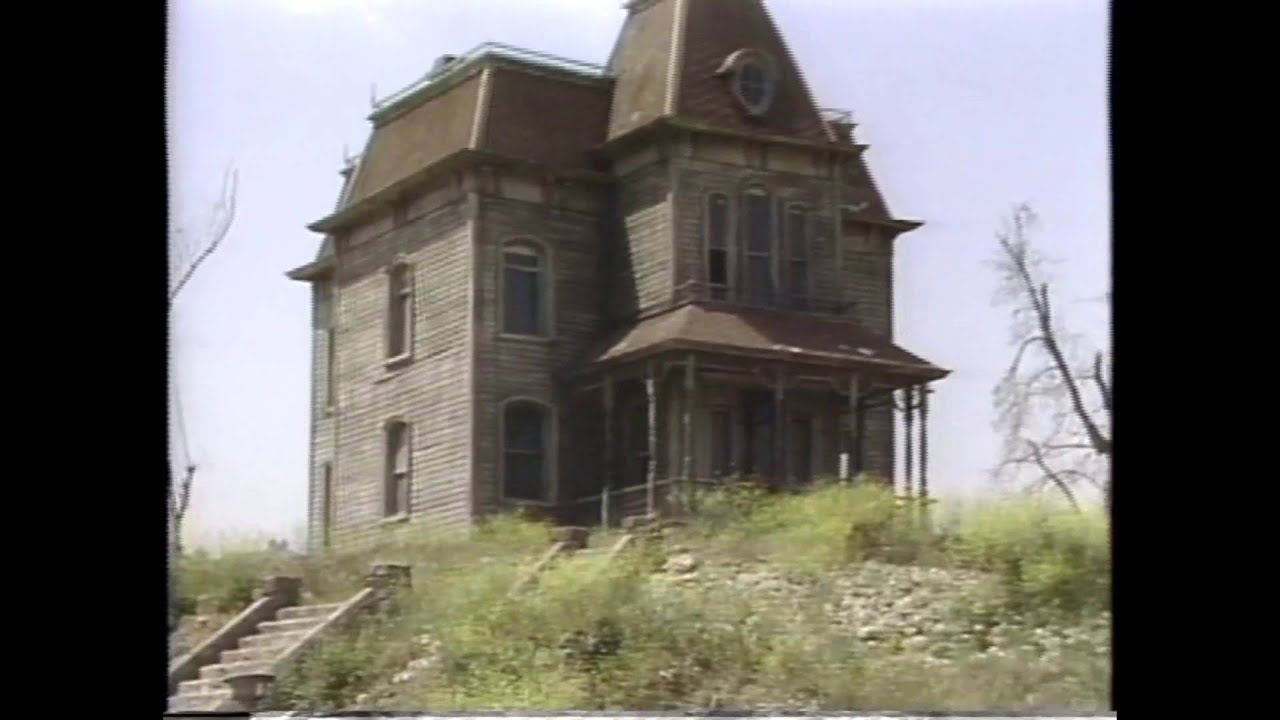 Psycho Ii Featurette The House On The Hill Youtube